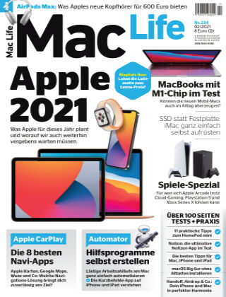 Mac Life - DE 02.2021