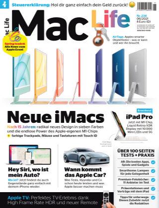Mac Life - DE 06.2021
