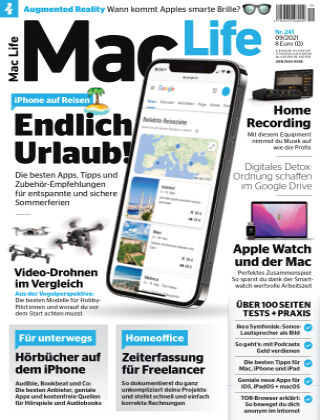 Mac Life - DE 09.2021
