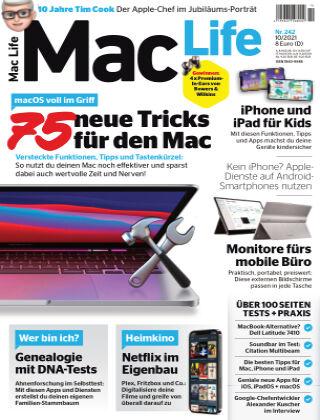 Mac Life - DE 10.2021