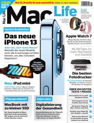 Mac Life - DE 10-2021