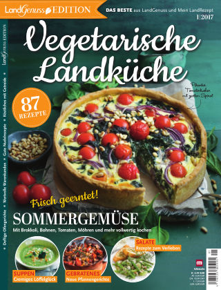 LandGenuss Vegetar. Landküche