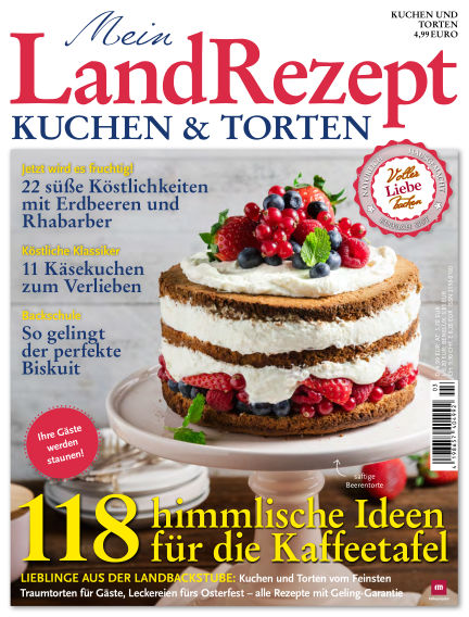 Mein LandRezept April 03, 2019 00:00