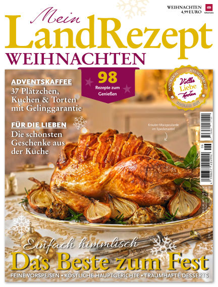 Mein LandRezept October 01, 2019 00:00