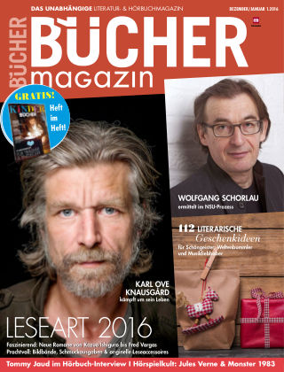 BÜCHER 01.2016