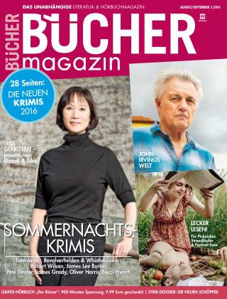 BÜCHER 05.2016