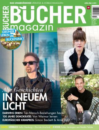 BÜCHER 03.2019