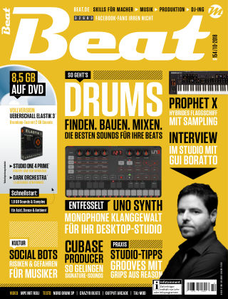 Beat 10.2018