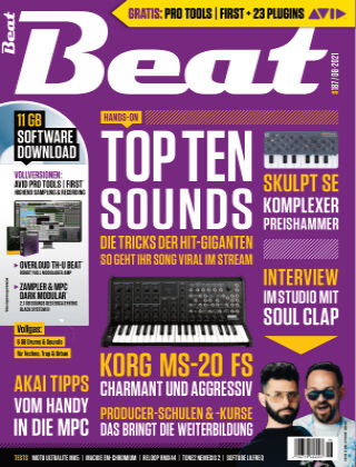 Beat 08.2021