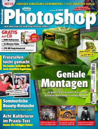 Photoshop (eingestellt) 02.2015