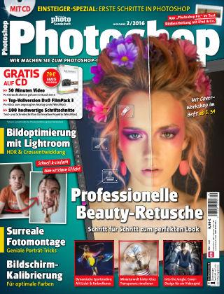 Photoshop (eingestellt) 02.2016