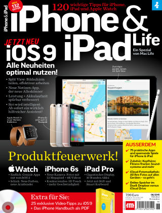 iPhone & iPad Life 06.2015