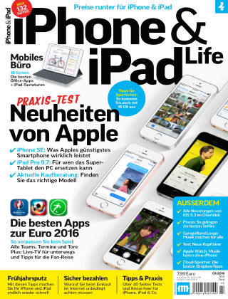 iPhone & iPad Life 03.2016