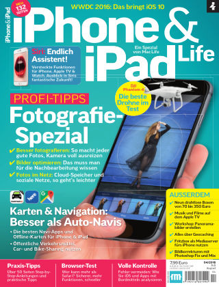 iPhone & iPad Life 04.2016