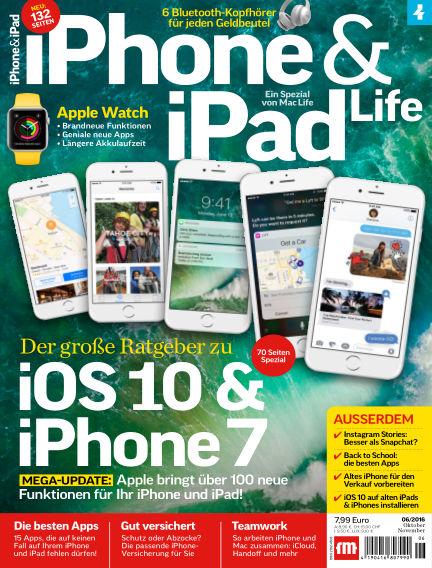 iPhone & iPad Life September 16, 2016 00:00