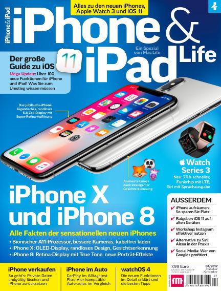 iPhone & iPad Life September 29, 2017 00:00