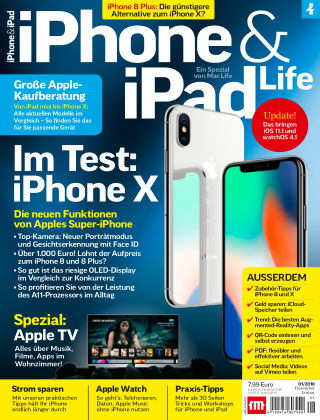iPhone & iPad 01.2018