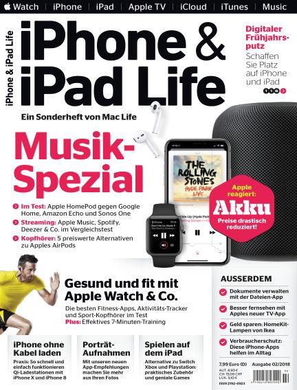iPhone & iPad Life April 06, 2018 00:00