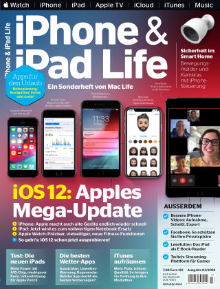 iPhone & iPad 03.2018