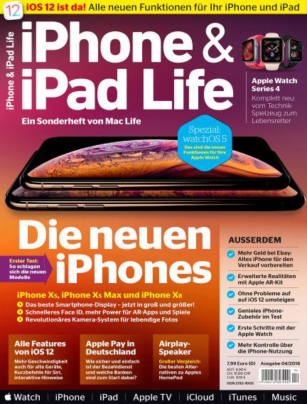 iPhone & iPad Life September 28, 2018 00:00