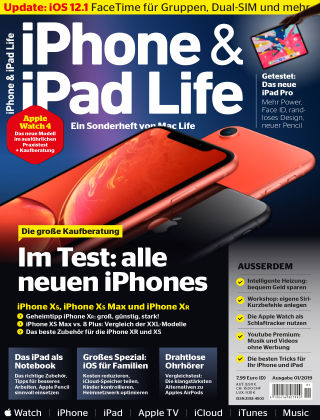 iPhone & iPad Life 01.2019