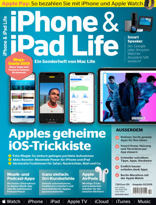iPhone & iPad 02.2019
