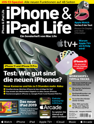 iPhone & iPad Life 04.2019