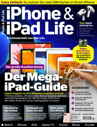iPhone & iPad Life 01.2020