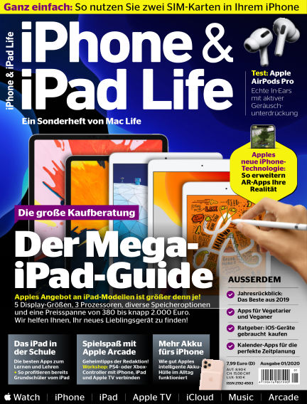 iPhone & iPad Life December 19, 2019 00:00