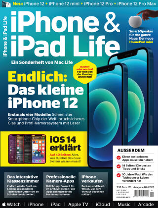 iPhone & iPad Life 04.2020