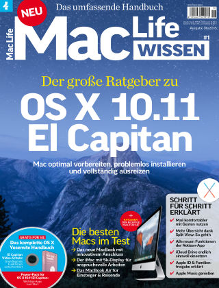Mac Life Wissen 06.2015