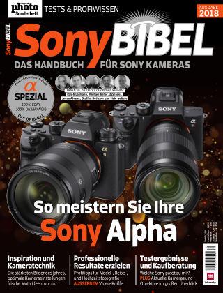 SonyBIBEL 01.2018