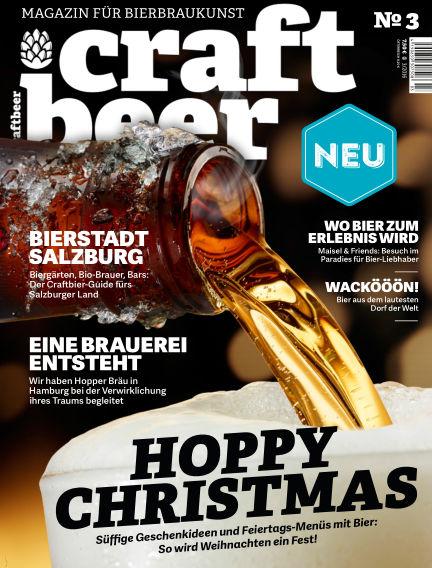 Craftbeer-Magazin November 04, 2016 00:00