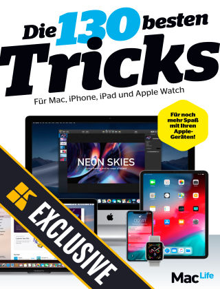 Mac Life Readly Exclusive - DE 01/2019