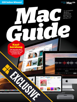 Mac Life Readly Exclusive - DE 03/2019