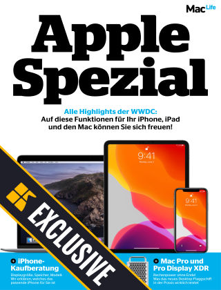 Mac Life Readly Exclusive - DE 04/2019