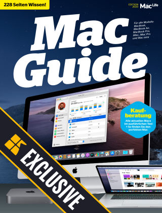 Mac Life Readly Exclusive - DE 04/2020
