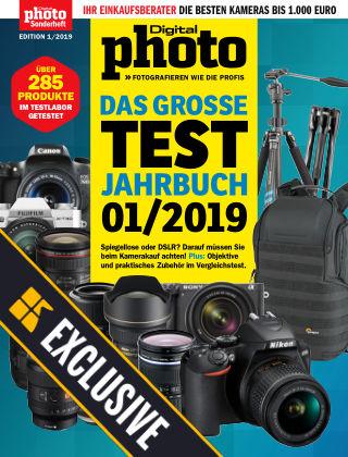 DigitalPHOTO Readly Exclusive Test-Jahrbuch 1/19
