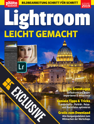 DigitalPHOTO Readly Exclusive Lightroom 2019
