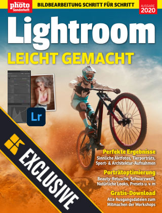 DigitalPHOTO Readly Exclusive Lightroom 2020