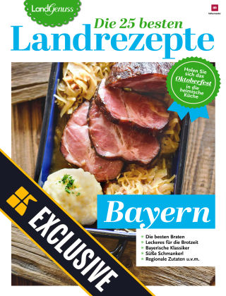 LandGenuss Readly Exclusive Bayern