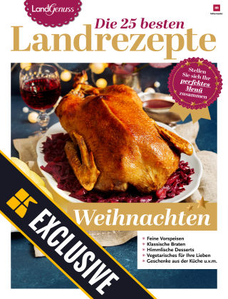 LandGenuss Readly Exclusive Weihnachten