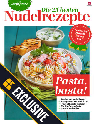 LandGenuss Readly Exclusive Nudelrezepte
