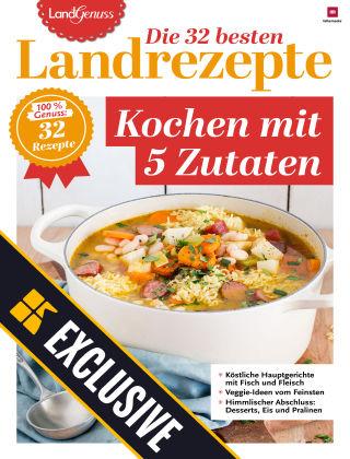 LandGenuss Readly Exclusive 5-Zutaten-Küche