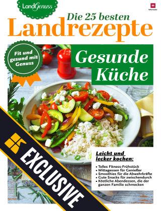 LandGenuss Readly Exclusive Gesunde Küche