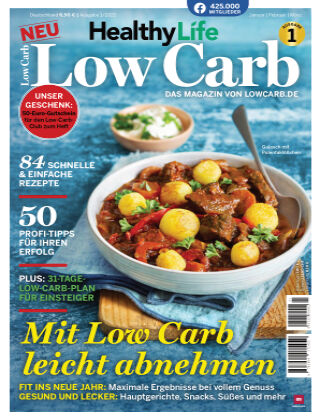 Healthy Life Low Carb 01.2021