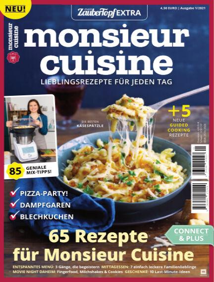 meinZauberTopf Monsieur Cuisine December 05, 2020 00:00