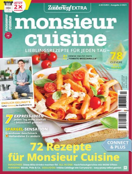 meinZauberTopf Monsieur Cuisine March 01, 2021 00:00