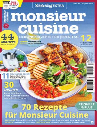 meinZauberTopf Monsieur Cuisine 03.2021