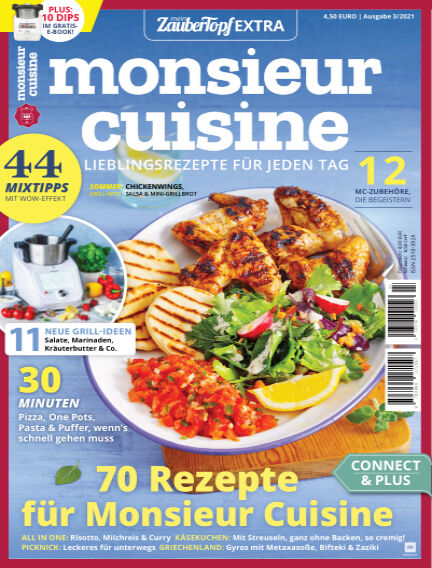 meinZauberTopf Monsieur Cuisine May 07, 2021 00:00